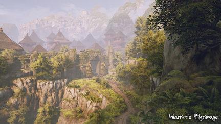 Warrior's Pilgrimage : Nature Area