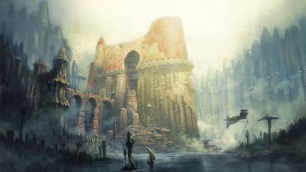 Thru The Moebius Strip-Raphicca castle