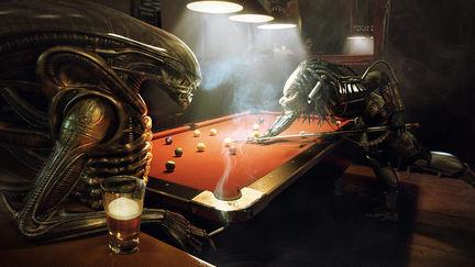 Alien Vs Predator: Pool