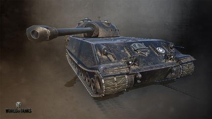 Tank Chrysler_K GF