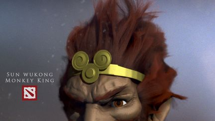 Dota 2 - Monkey King