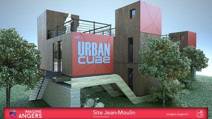 Village Urban Cube