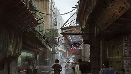 Macau sketch 2
