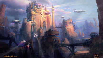 Castle In Dream