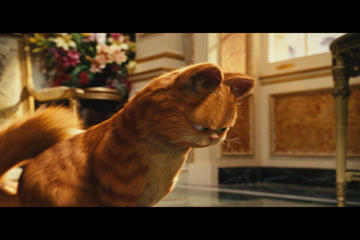 Garfield 2 A Tail Of Two Kitties Film Work 2005 By Ackdoh Animation 3d Cgsociety