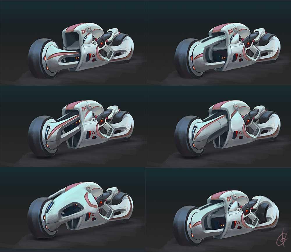 Moto variations 1