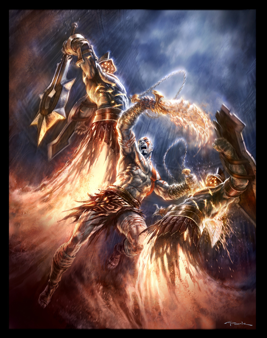 Andyparkart god of war chains of 1 fd8c1f1a ggwf