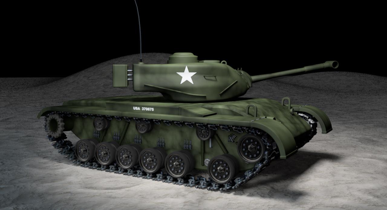Blueberrysights m47 patton tank 1 6c52990b 2cj3