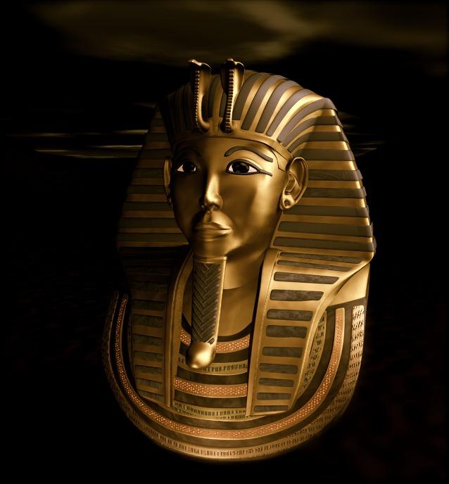 мужчины используют фото маски фараонов заводчики