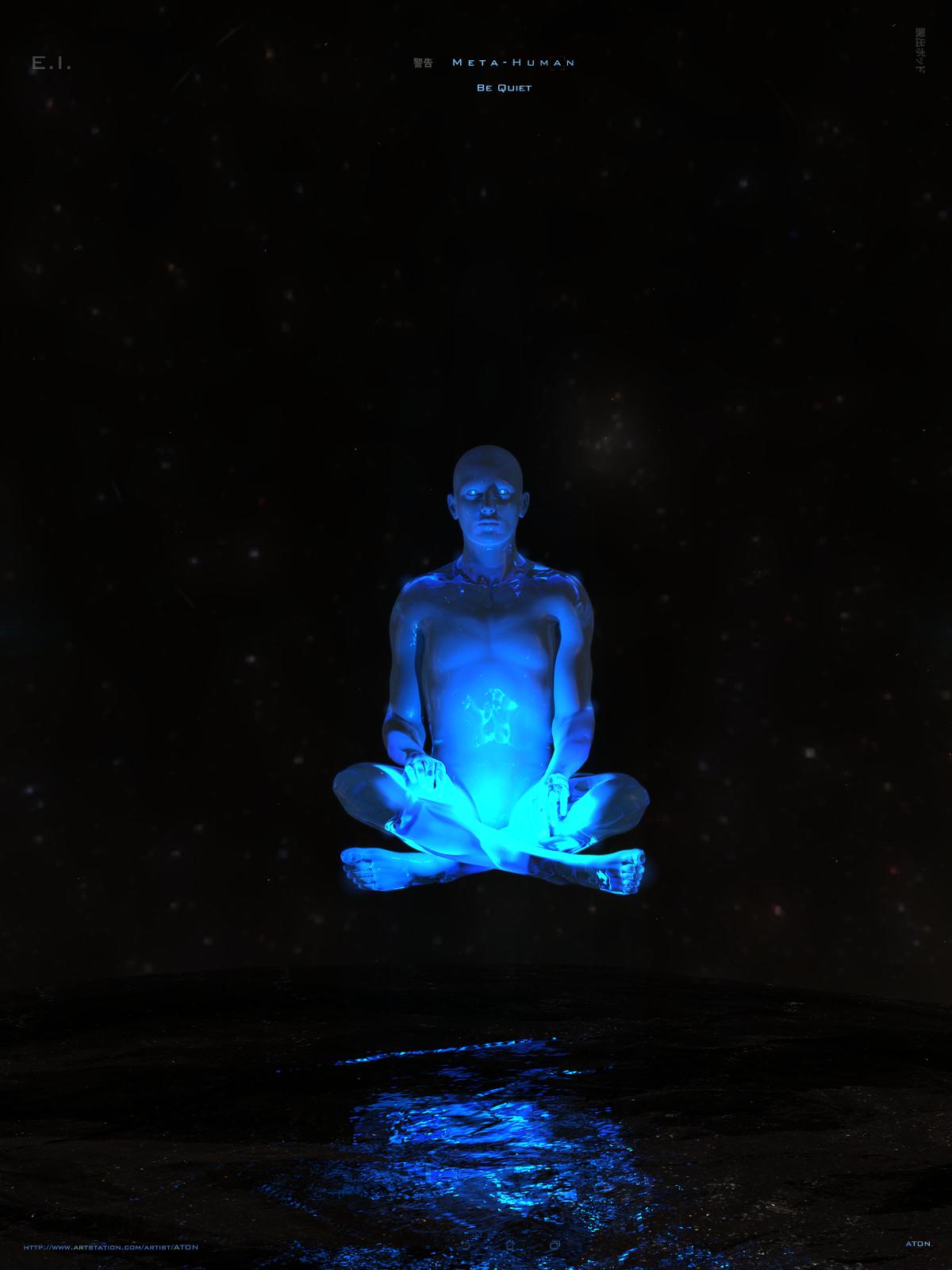 Cyber Buddha