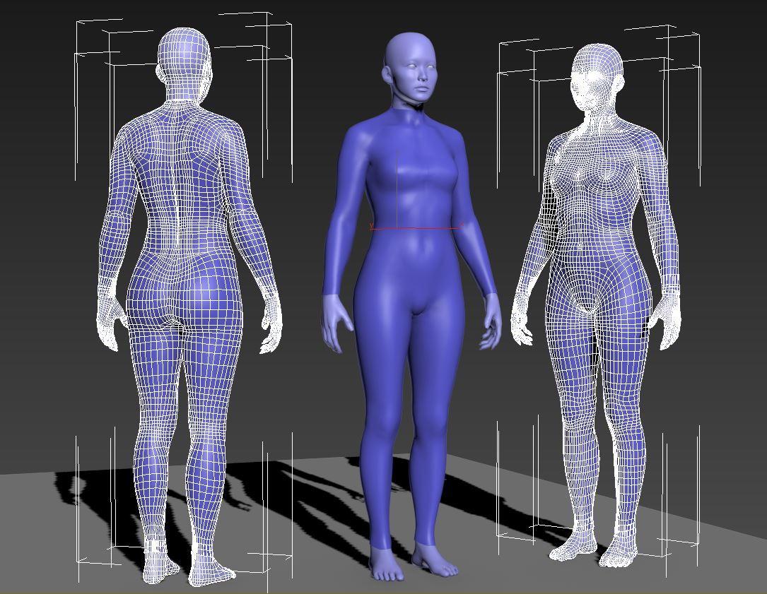 Dt3d body modeling test 1 bbef9932 sv8e