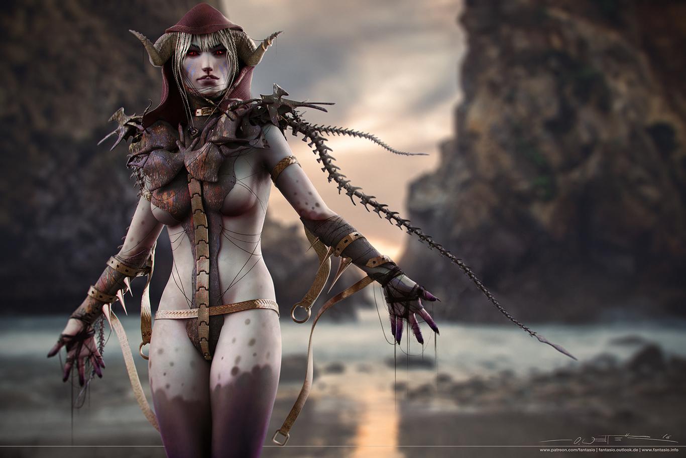 Fantasio demon warrior concep 1 8015169c wywx