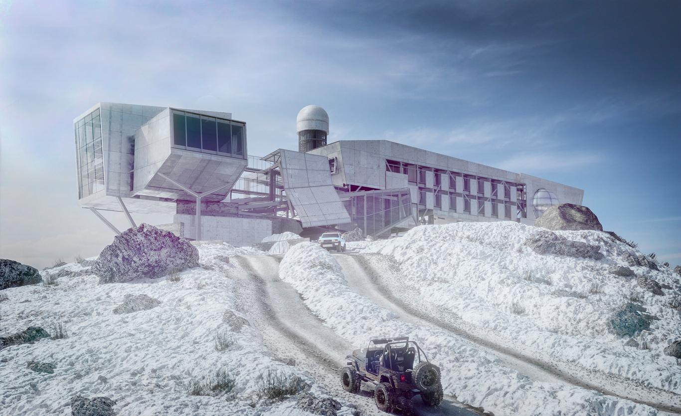 Fazarqs astronomic center 1 bb1eabc2 0fh9