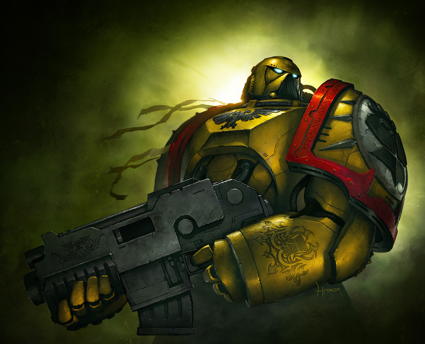 Fowlerillus warhammer 40k there  1 077e8883 eob8
