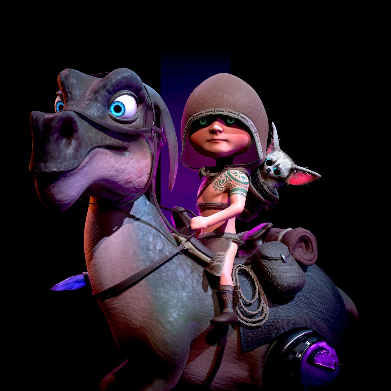 Furkanugurlu the little rider 1 641654c0 3by5