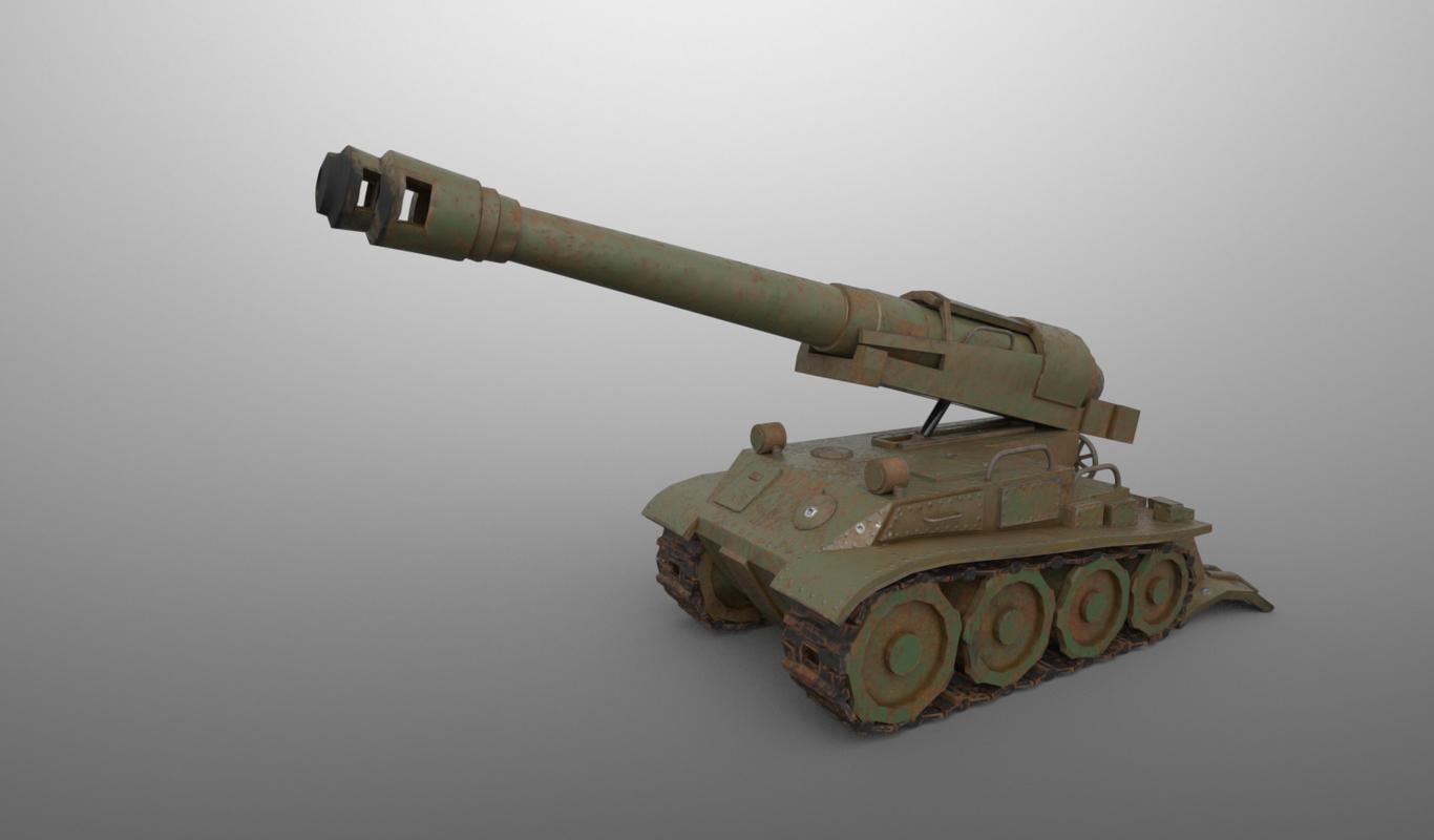 Geoffreycouppey f3 howitzer low poly 1 b6f7ecd4 64io