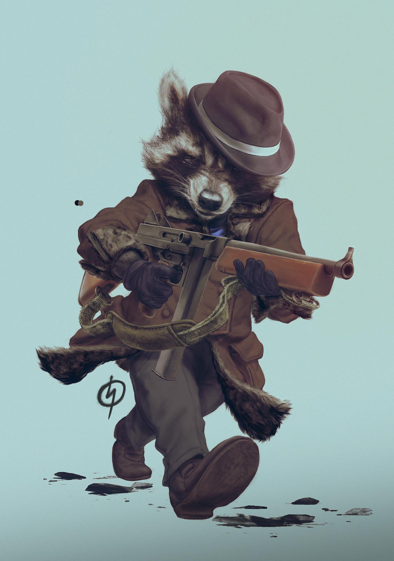 Gravityshock gangster racoon 1 49af26a5 9spb