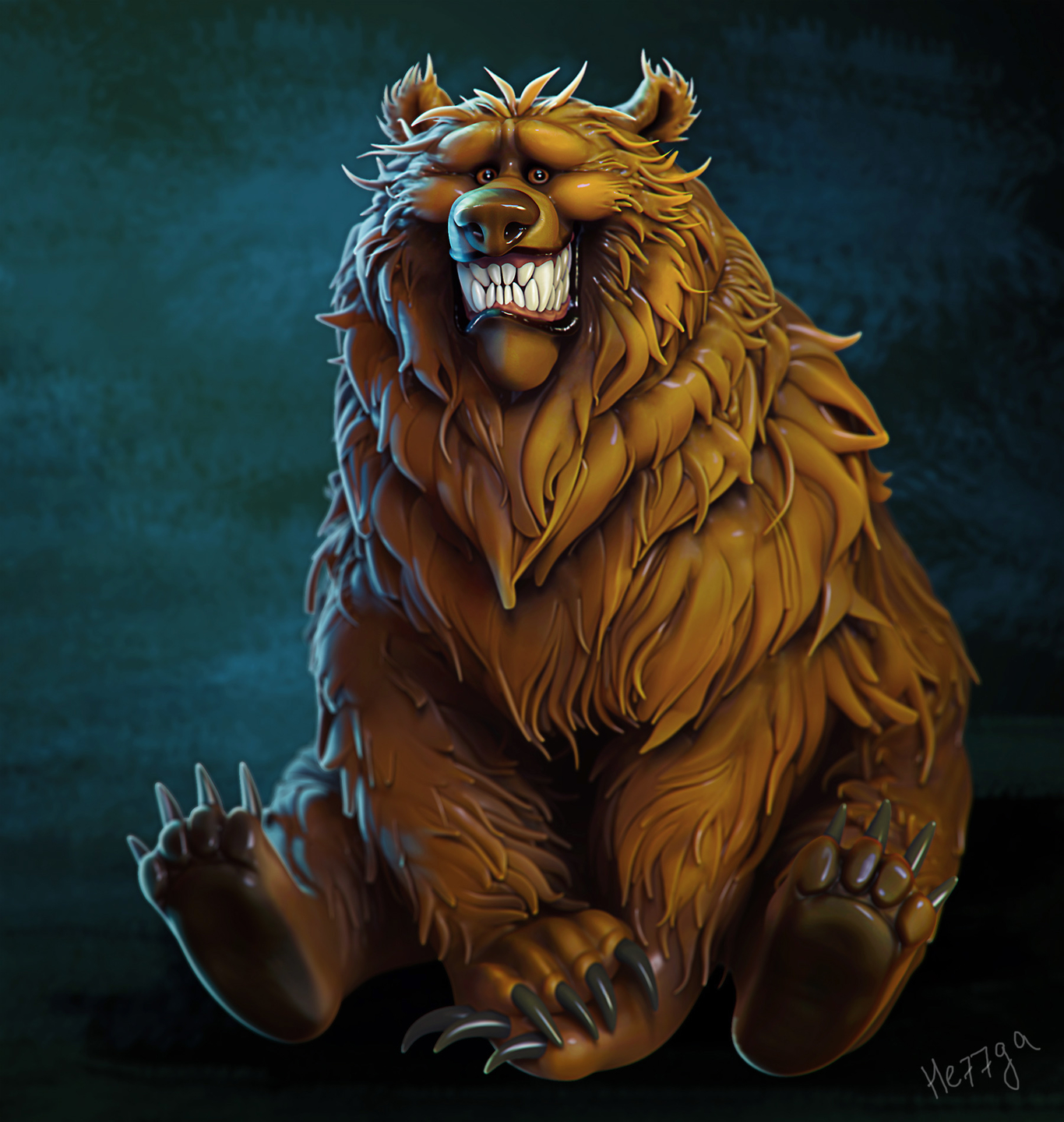He77ga bear speedsculpt 1 b4627004 i2bp