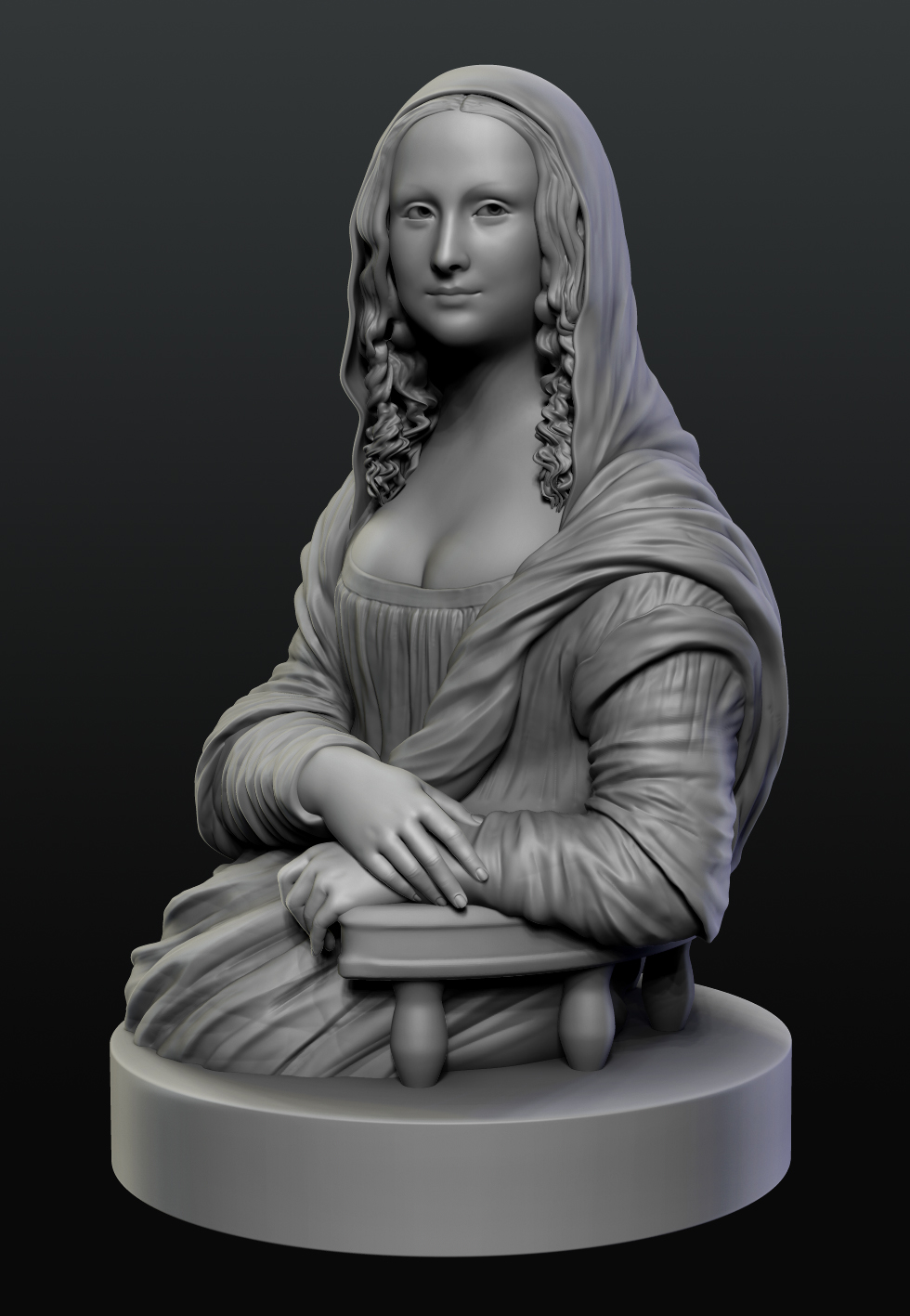 He77ga mona lisa sculpture 1 1c7fc5ff gc38