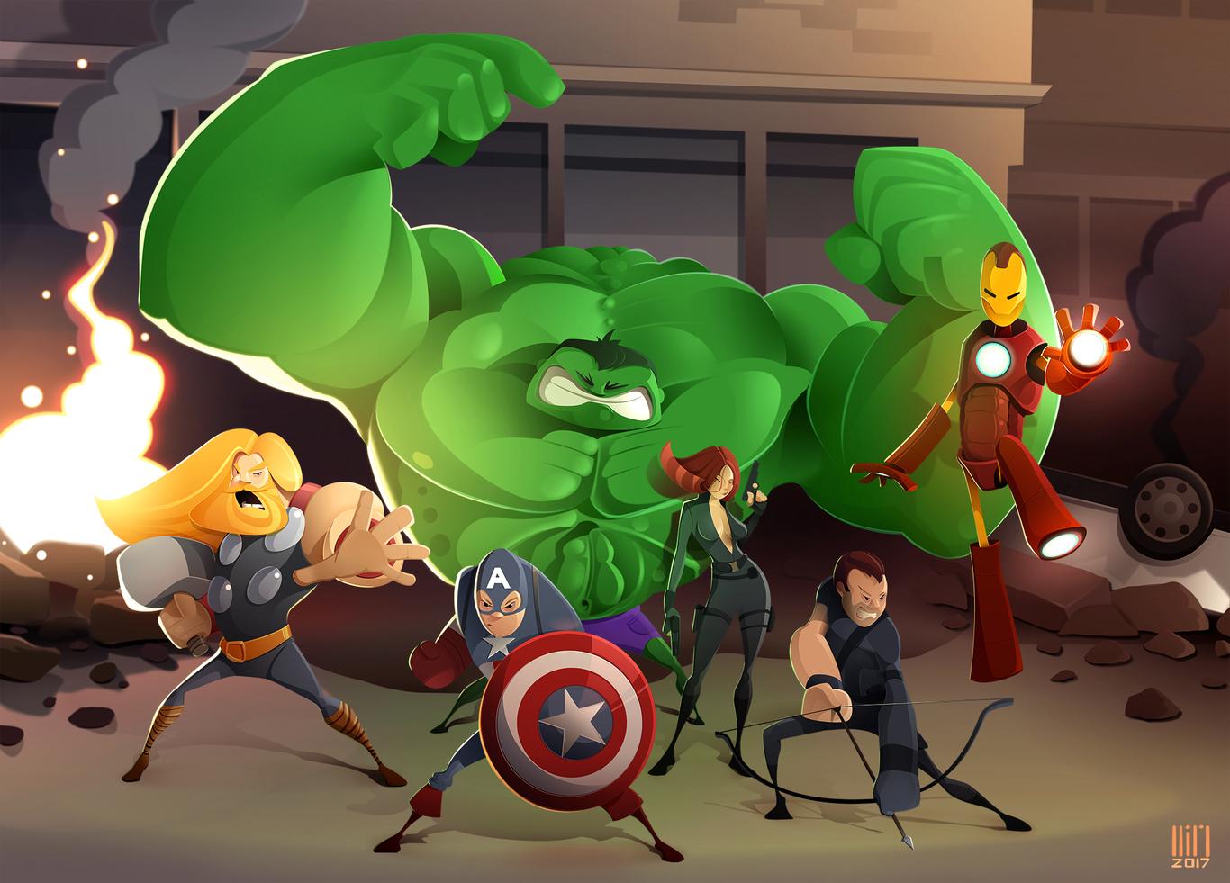 Hocuspocus the avengers 1 4508220e fkiw