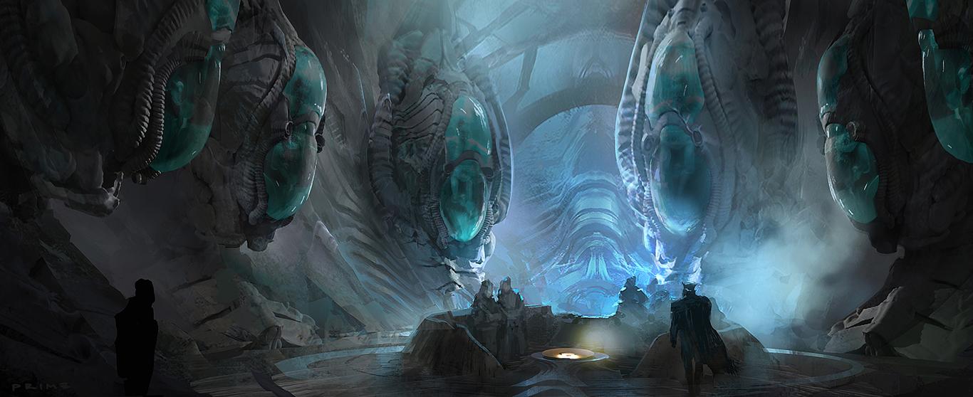 Borrada's Inner Chamber