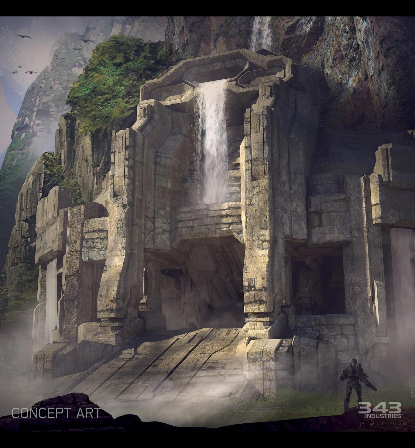 Halo 2 Anniversary - Sanctuary