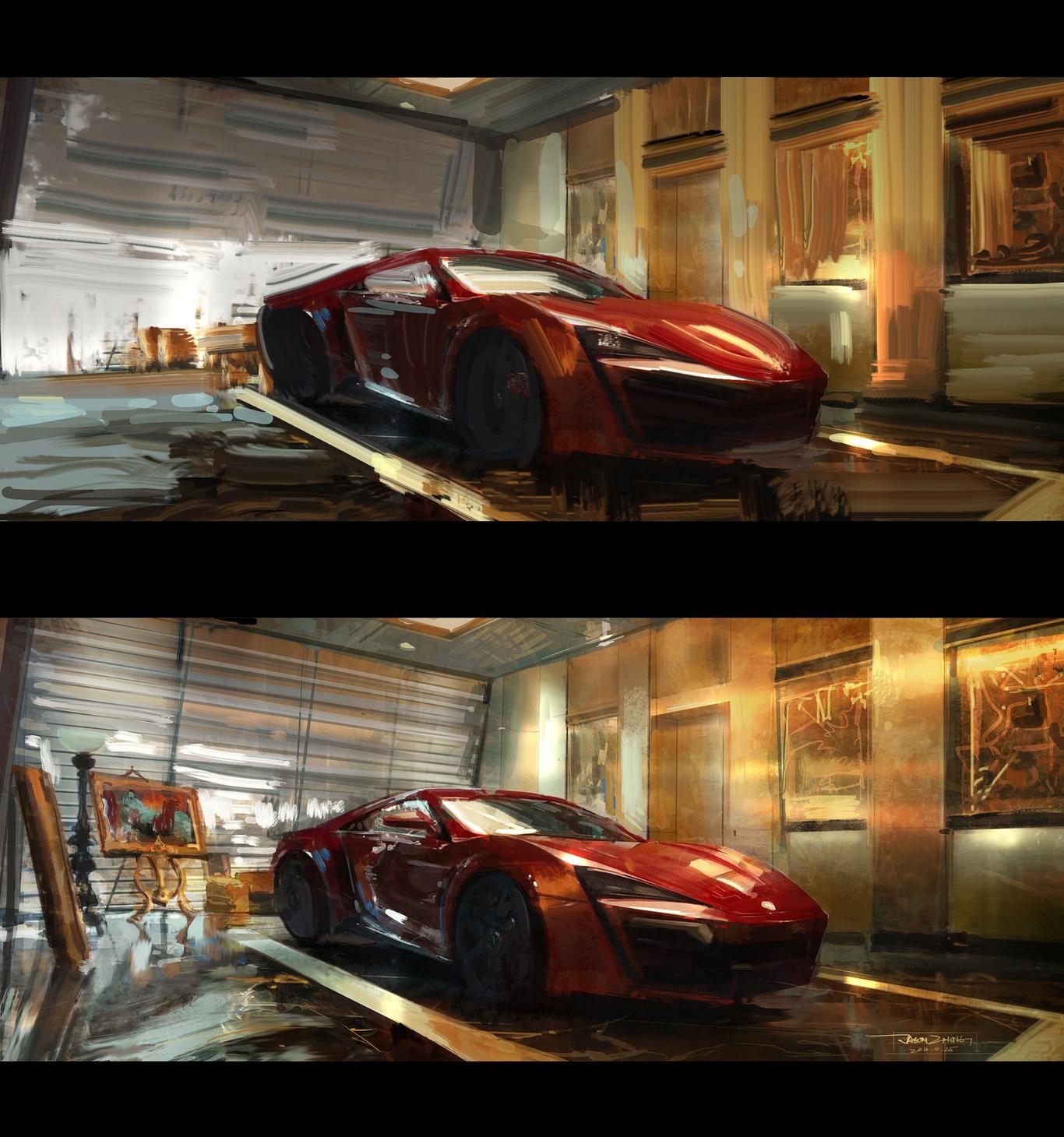 Jasonzhong red car 1 ec63bae1 azx5