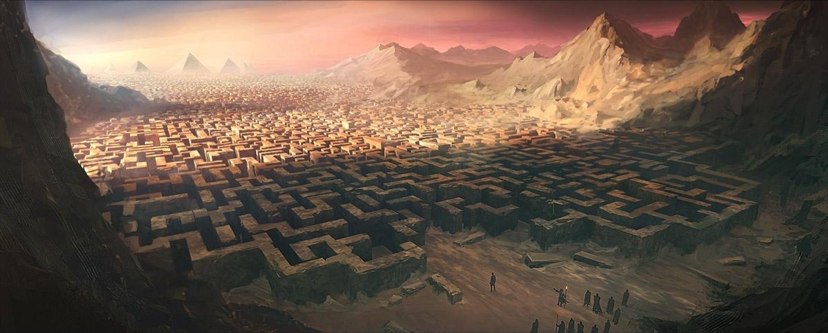 Jessevandijk the labyrinth of tsa 1 1ebc5f50 5c1k