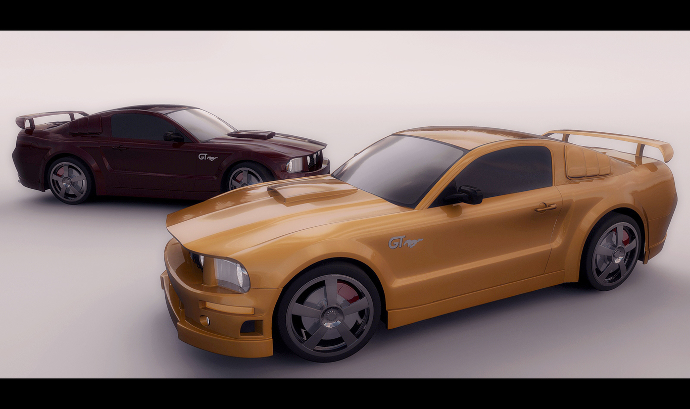Kaesar30 mustang yellow and r 1 158ed55a bapw