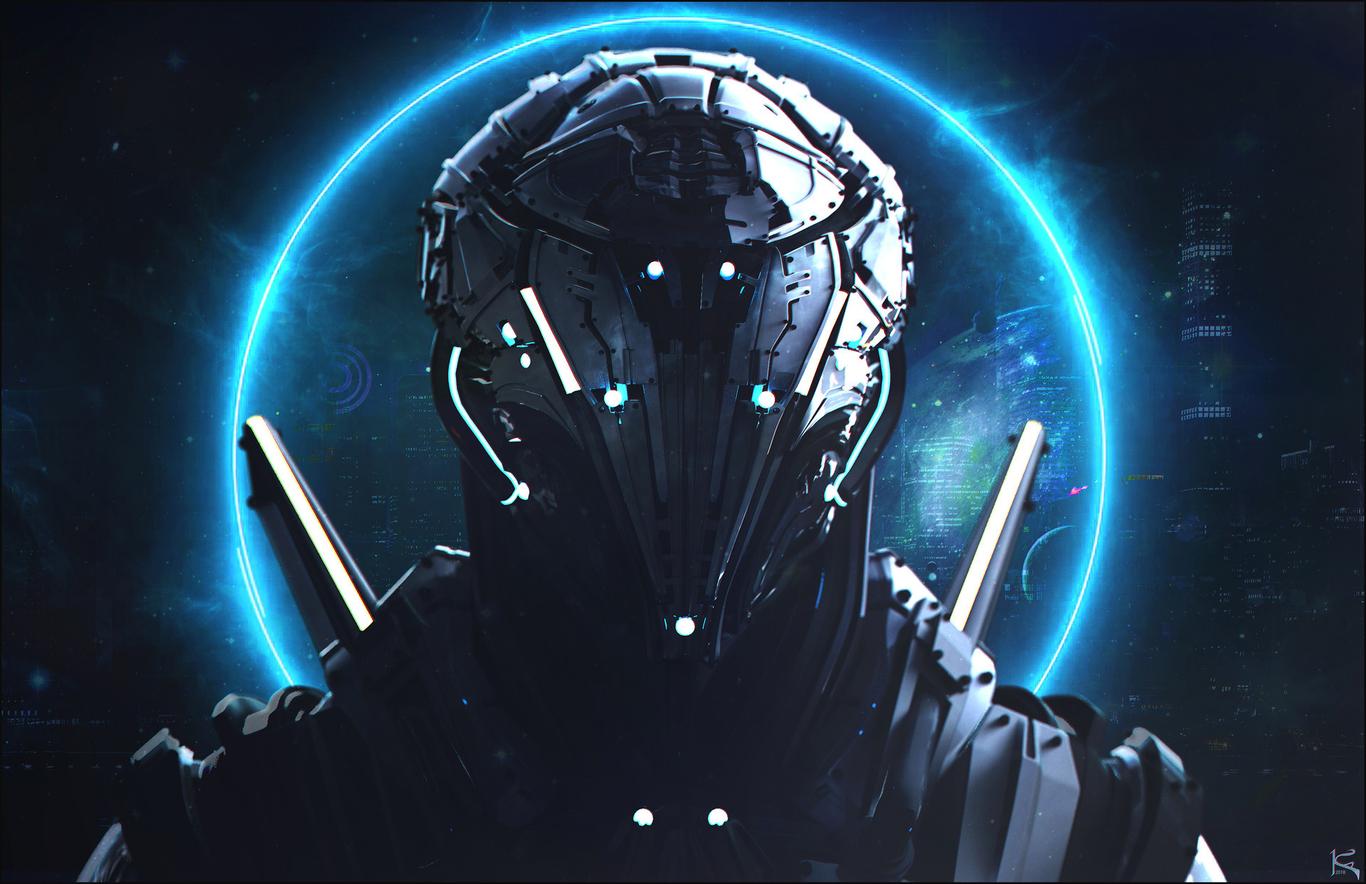 -2720 Future Mech Military Suit-