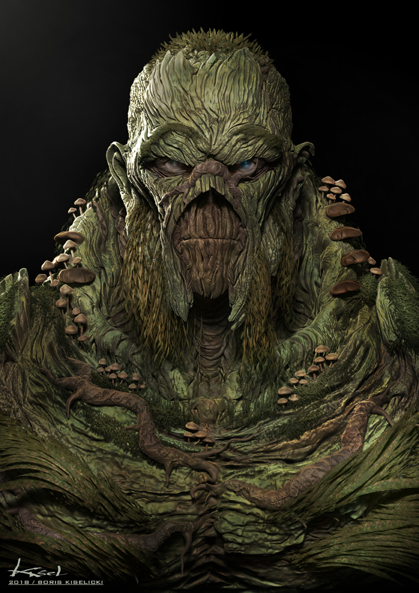 Kisel swamp thing 1 1892785b tt53