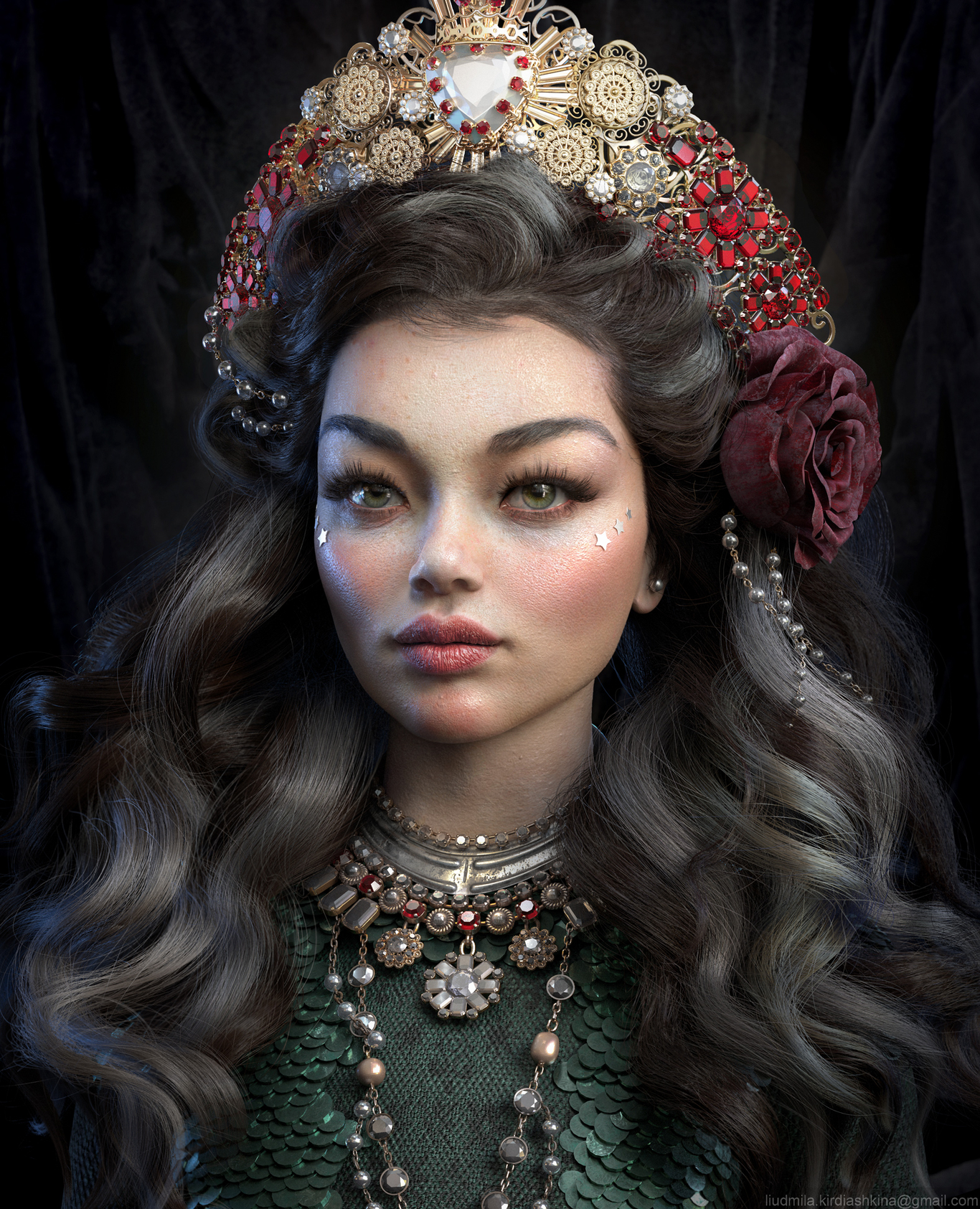Liudmila girl and jewelry 1 b0426e0a d6wj