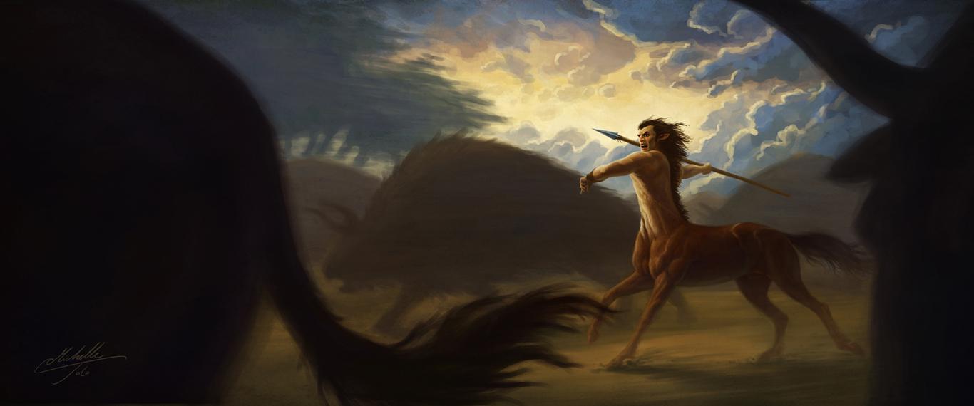 Manweri centaur hunter 1 fe48473b t5te