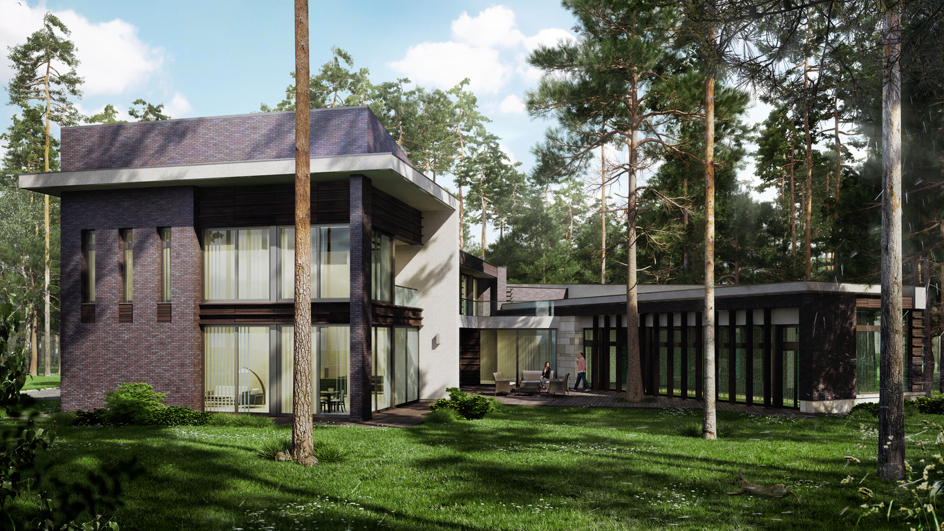 Markostojkovic house in the woods 1 f03e1d38 dxgl