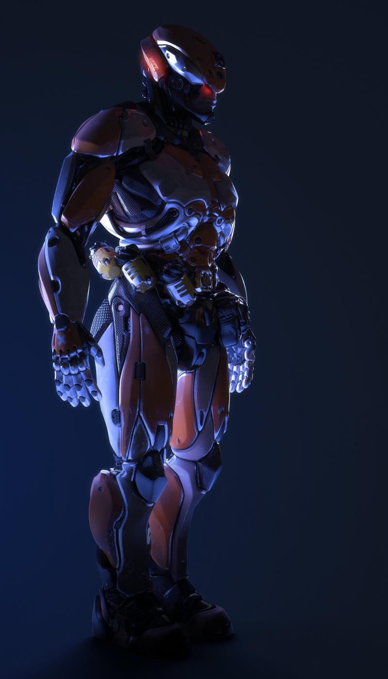 Ngonic military cyborg 1 fcc31223 3323