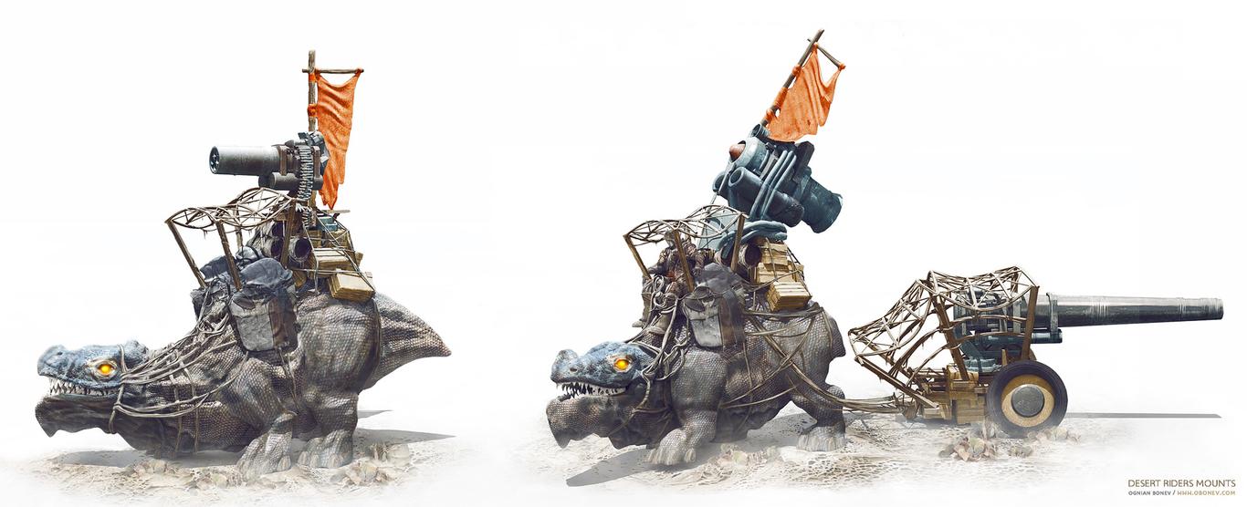 North desert riders mounts 1 373d21ba t6pf