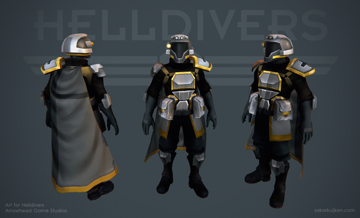 Support - Helldivers