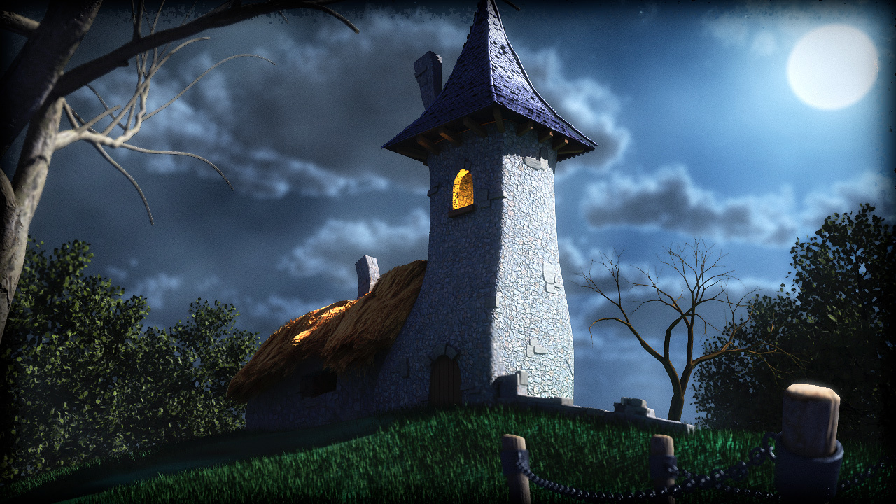 замок гаргамеля картинки фото