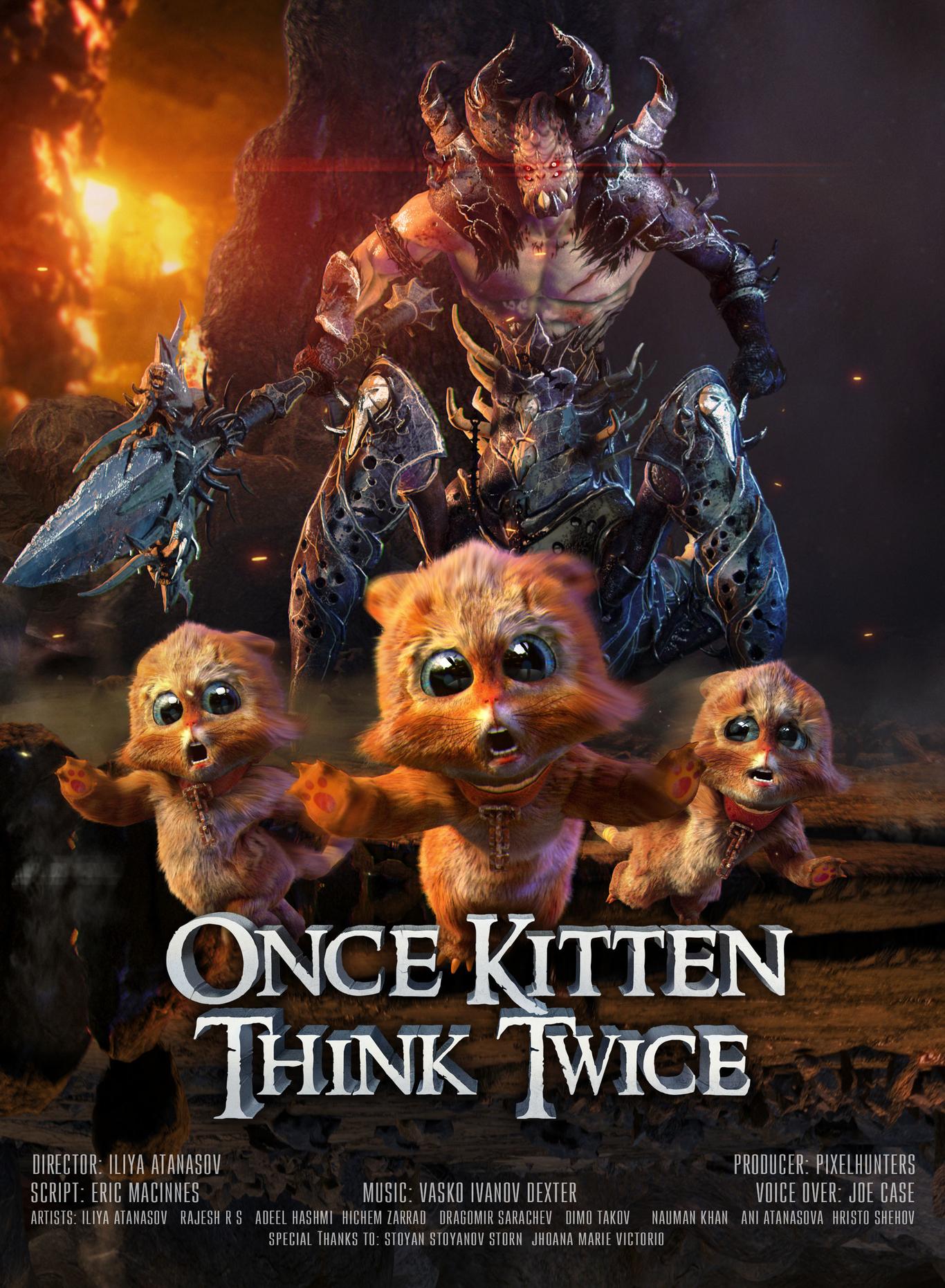 Pixelhunters once kitten think tw 1 02dab80c qe38