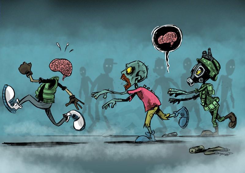 Redfrog daily sketch zombies 1 5e34b4e2 xrts
