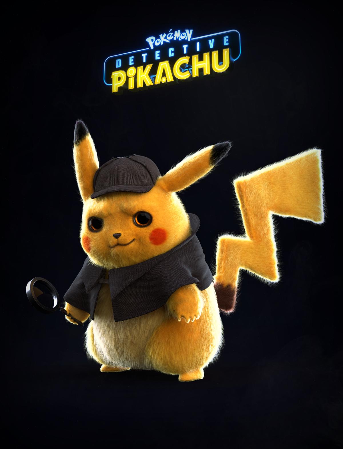 Pikachu Detective By Redorb333 Fan Art 3d Cgsociety