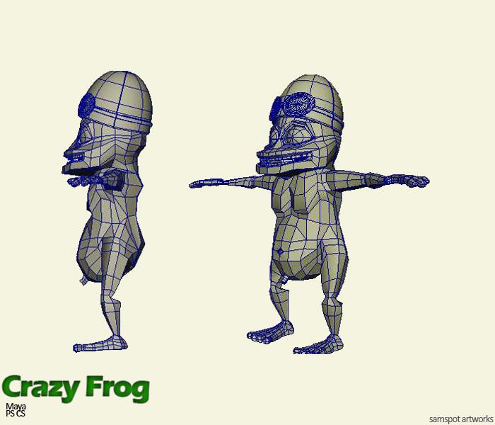 Sarmadsangi crazy frog 1 935be44b y6vm