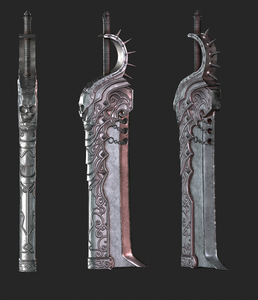 sword turnaround