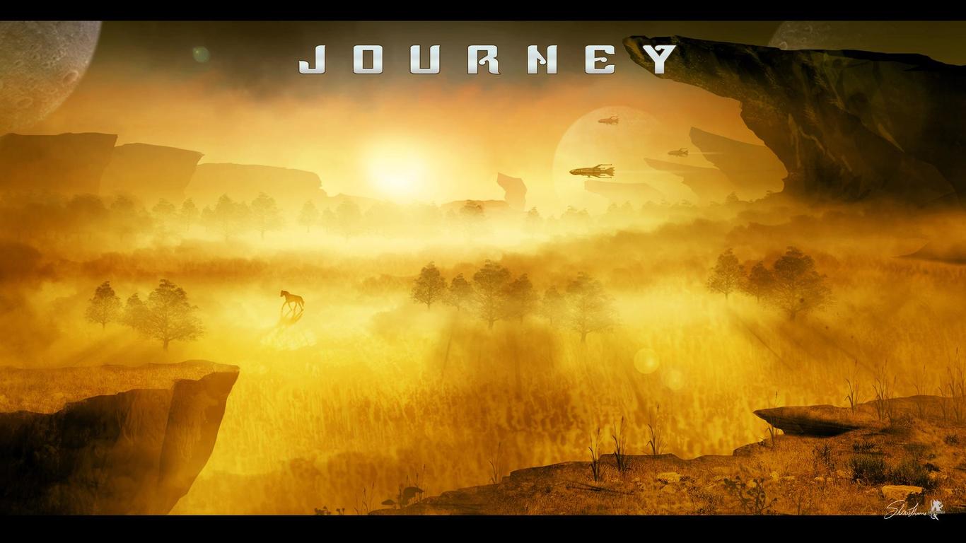 scene journey A3 s