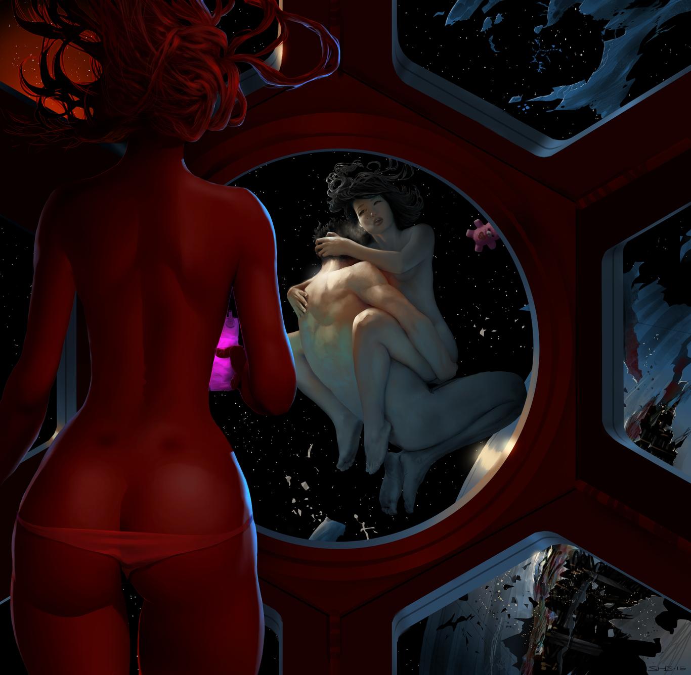 Порно фильм художественный фантастика космос смотреть онлайн, как толстые мужики развлекаются с худенькими девушками видео