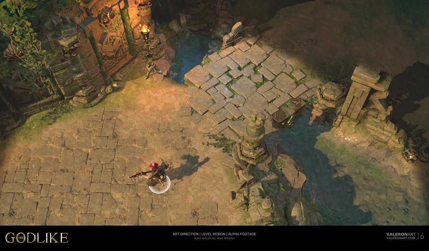 Tutorial map | lobby - level design