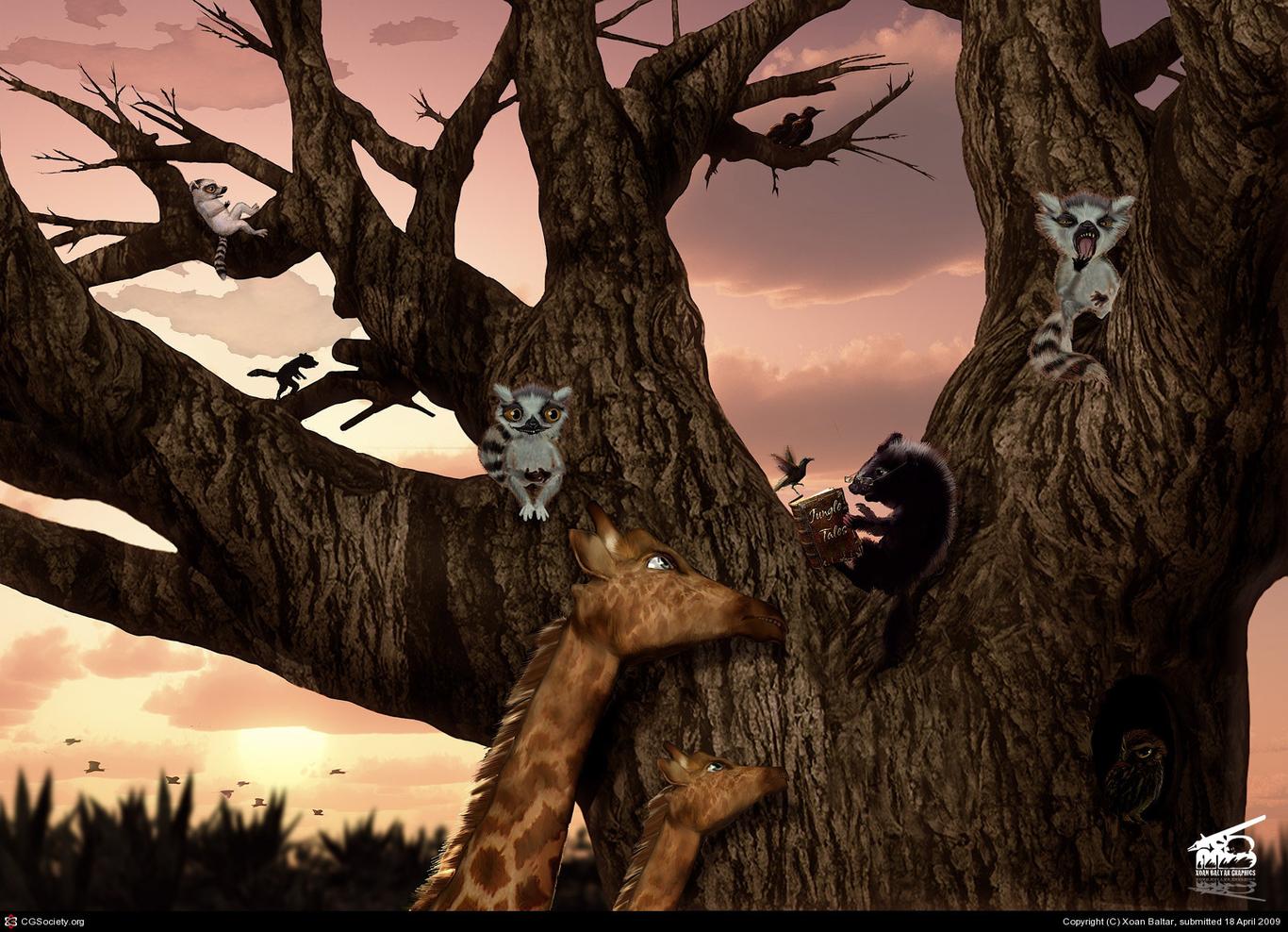Xoanbaltar jungle tales 1 6e8bc9c6 bnme