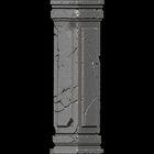 Pillar Design Cracks.