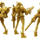 Anime Girl Zbrush 1