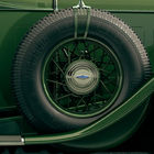 1932 Lincoln KB Coup